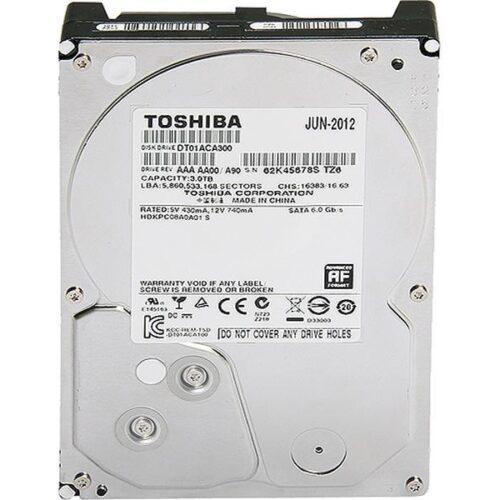 HDD 3.5 3TB Toshiba DT01ACA300