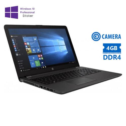 "HP 250 G6 i3-6006U/15.6""/4GB DDR4/500GB/DVD-RW/Camera/10P Grade A Refurbished Laptop"