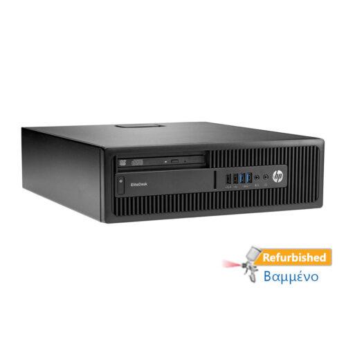 HP 800G1 SFF i3-4130/4GB DDR3/320GB/DVD/8P Grade A+ Refurbished PC