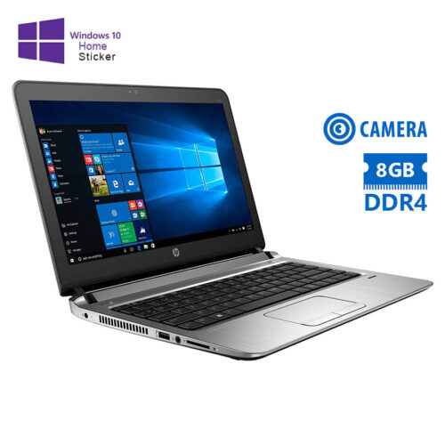 "HP ProBook 430G3 i5-6200U/13.2""/4GB DDR4/500GB/No ODD/Camera/10P Grade A Refurbished Laptop"