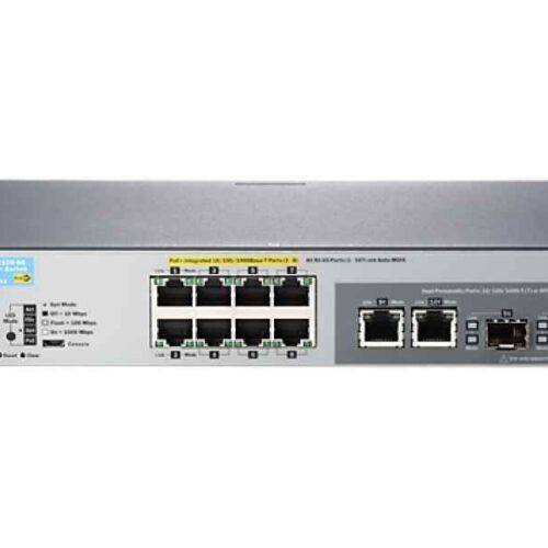 HP Switch 2530-8G 10-port 10