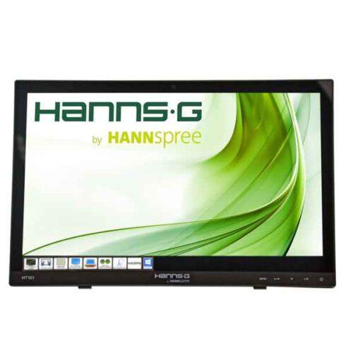 HannsG 39.6cm (15,6) 169 M-Touch HDMI black HT161HNB