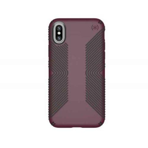 HardCase Speck PRESIDIO Grip iPhone (X) Fig Purple