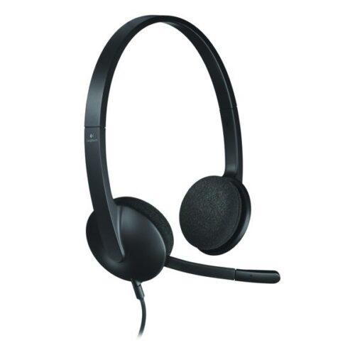 Headset Logitech H340 USB Headset 981-000475