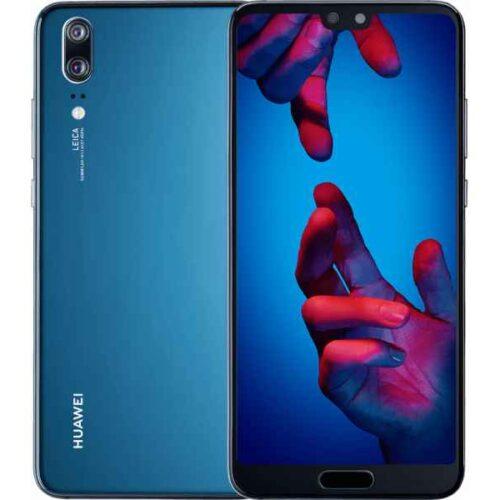 Huawei P20 Dual Sim blue - Smartphone - 128 GB 51092FGM
