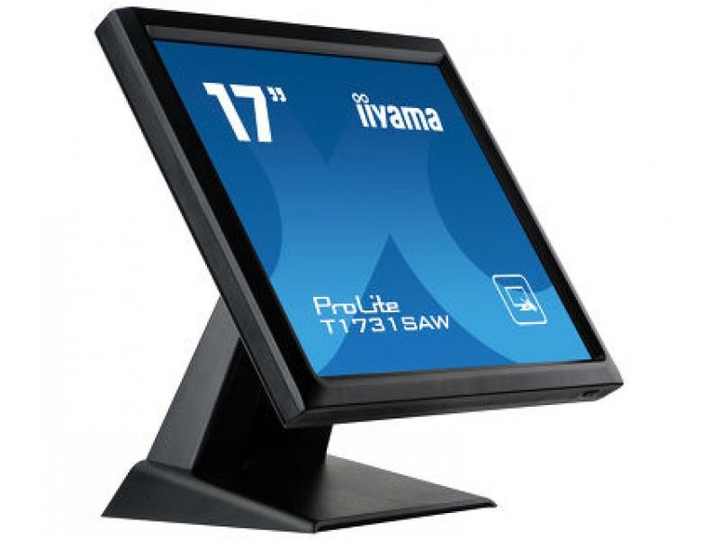 IIYAMA 43.0cm (17)  T1731SAW-B5  54 Touch HDMI+DP bl T1731SAW-B5