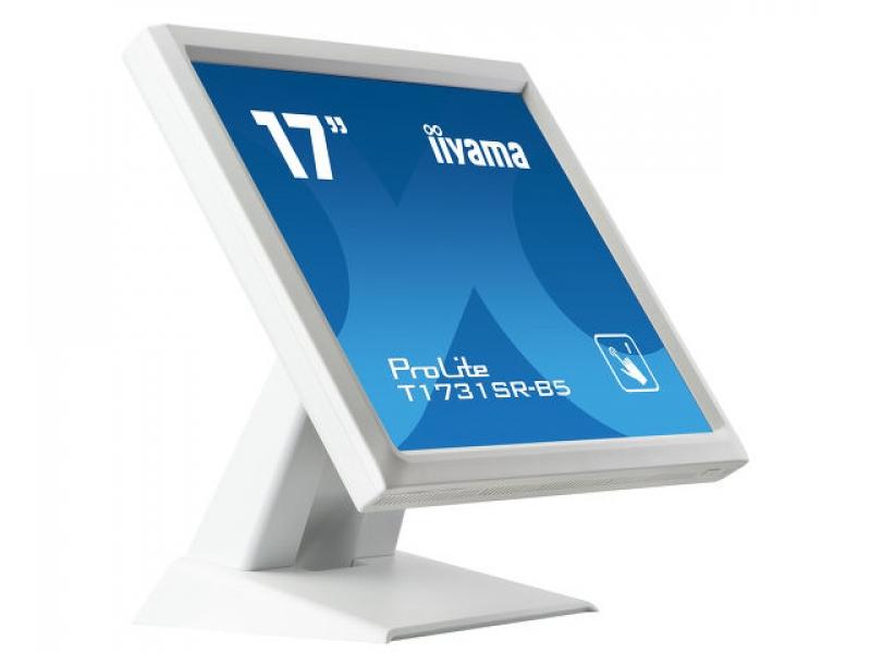 IIYAMA 43.2cm (17)  T1731SR-W5  54 HDMI+DP+USB wh.Spk T1731SR-W5
