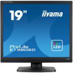 IIYAMA 48.3cm (19)  E1980SD-B1  54 DVI bl.LED Spk. E1980SD-B1