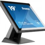 IIYAMA 48.3cm (19)  T1931SR-B5  54 Touch HDMI+DP black T1931SR-B5