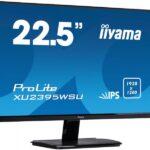 IIYAMA 57.1cm (22,5) XU2395WSU-B1 1610 HDMI+DP+USB Slim XU2395WSU-B1