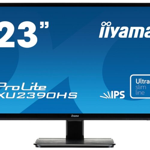 IIYAMA 58.4cm (23)  XU2390HS-B1 169 DVI+HDMI bl.Spk. XU2390HS-B1