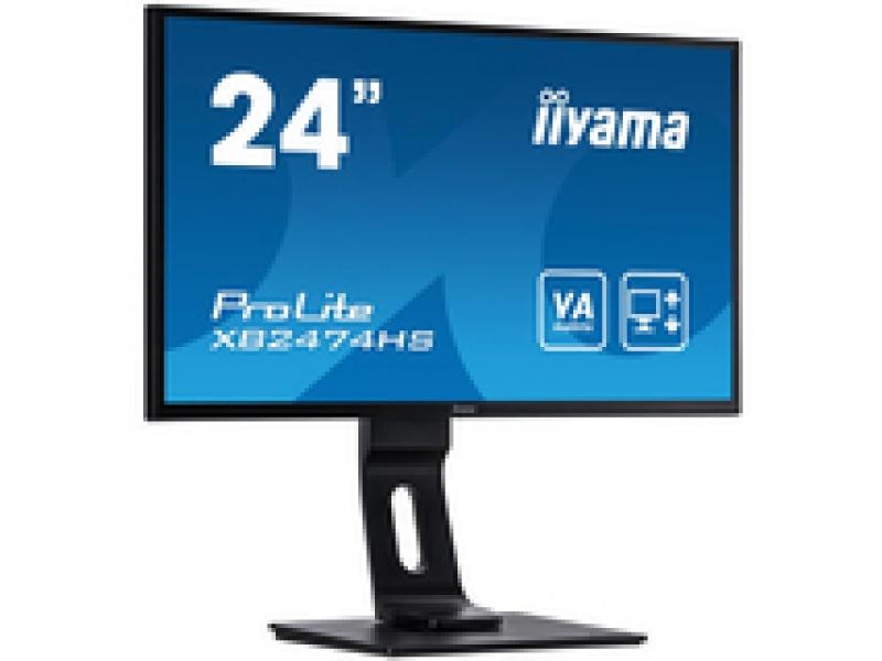 IIYAMA 60.0cm (23,6) XB2474HS-B2 169 DP+HDMI Lift black XB2474HS-B2
