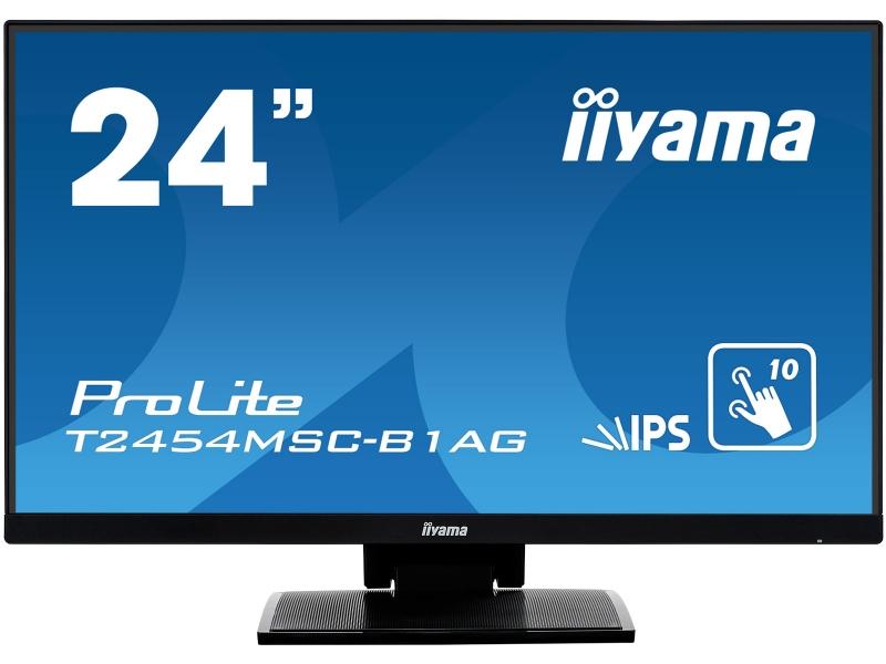 IIYAMA 60.5cm (24,0) T2454MSC-B1AG 169 M-Touch HDMI+USB T2454MSC-B1AG