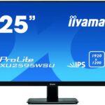 IIYAMA 63,4cm (25)  XU2595WSU-B1 1610 HDMI+DP+USB IPS Sp XU2595WSU-B1