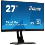 IIYAMA 68.4cm (27)  XUB2792UHSU-B1 169 4K DVI+HDMI+DP IPS XUB2792UHSU-B1