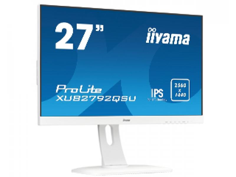 IIYAMA 68.5cm (27)  XUB2792QSU-W1 169 DVI+HDMI+DP IPS XUB2792QSU-W1