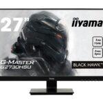 IIYAMA 68.6cm (27)  G2730HSU-B1 169 HDMI+DP+USB black G2730HSU-B1