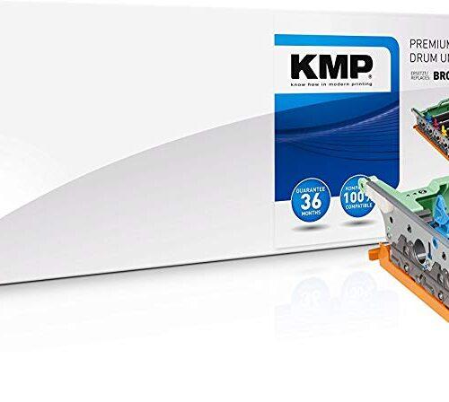 KMP B-DR19 printer drum Toner Cartridge Compatible, Refill Black 17,000 pages 1241,7000