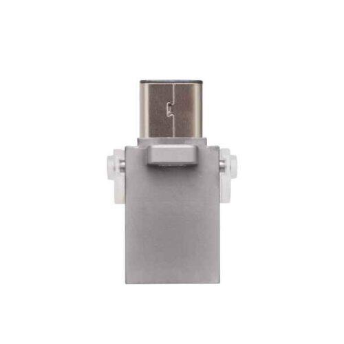 Kingston DataTraveler microDuo 3C - USB-Flash-Laufwerk - 32 GB DTDUO3C