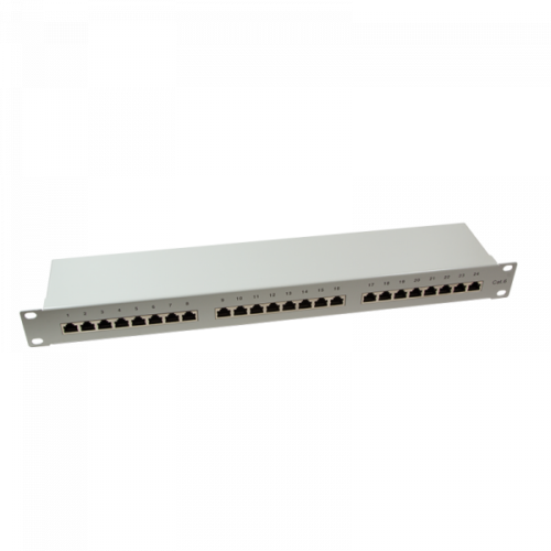 Logilink Patch Panel 19-mounting Cat.6, STP, 24 ports (NP0053)