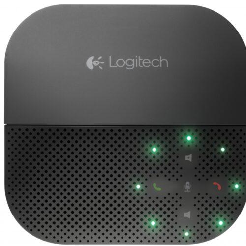 Logitech SPEAKER P710e Mobile Speakerphone 980-000742