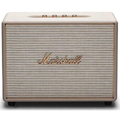 Marshall Bluetooth Speaker WOBURN MULTI R CREAM 04091925