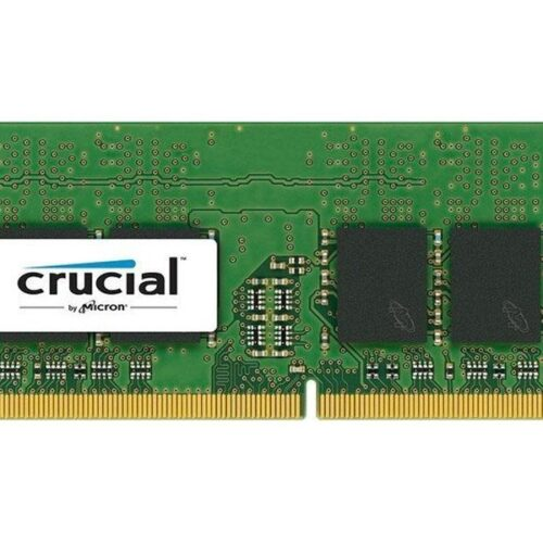 Memory Crucial SO-DDR4 2400MHz 4GB (1x4GB) CT4G4SFS824A