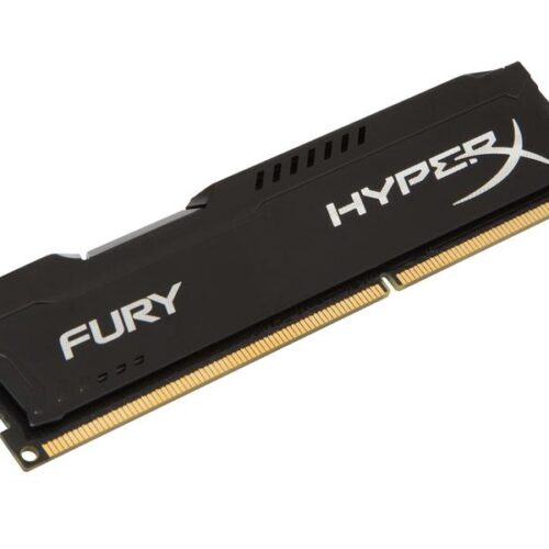 Memory Kingston HyperX Fury DDR3 1866MHz 4GB Black HX318C10FB