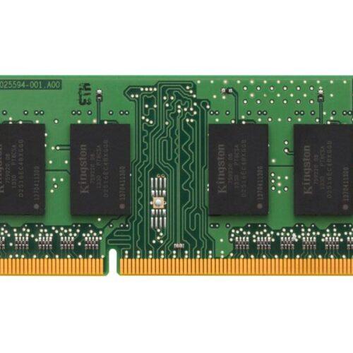 Memory Kingston ValueRAM SO-DDR3 1600MHz 4GB KVR16S11S8