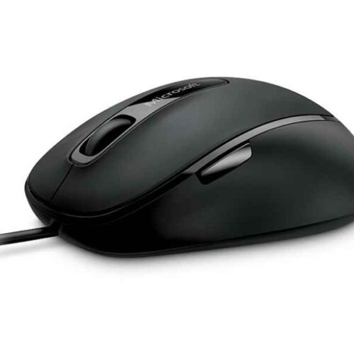 Microsoft Comfort Mouse 4500 for Business Black - 4EH-00002