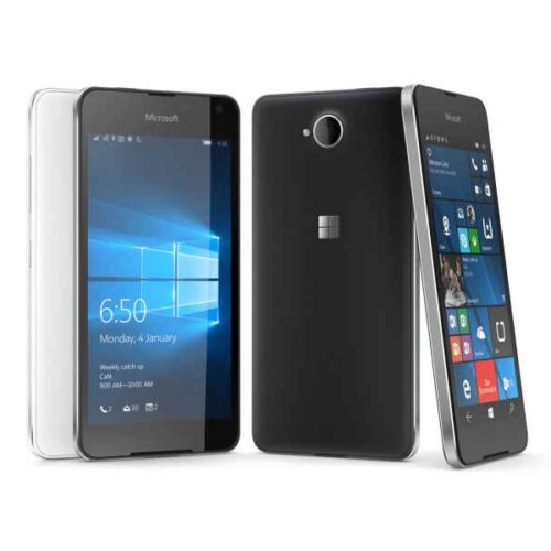 Microsoft Lumia 650 LTE 16GB Black Dark Silver