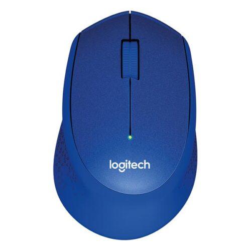 Mouse Logitech M330 Silent Plus Mouse Blue 910-004910