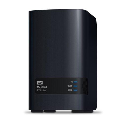 NAS Server WD 12TB My Cloud EX2 Ultra WDBVBZ0120JCH-EESN