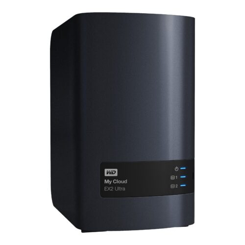 NAS Server WD 4TB My Cloud EX2 Ultra WDBVBZ0040JCH-EESN