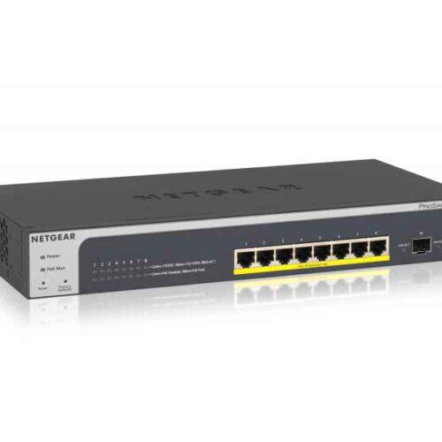 NETGEAR Switch Desktop 8-port 10