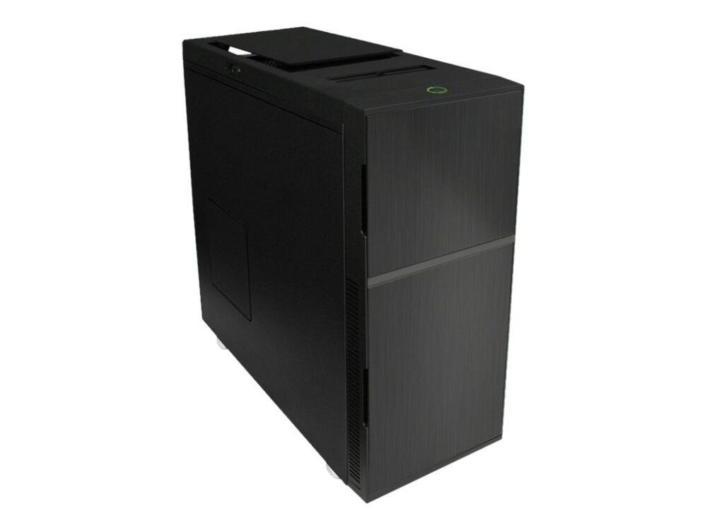Nanoxia PC- Gehäuse Deep Silence 1 Black DS1 BLACK REV.B