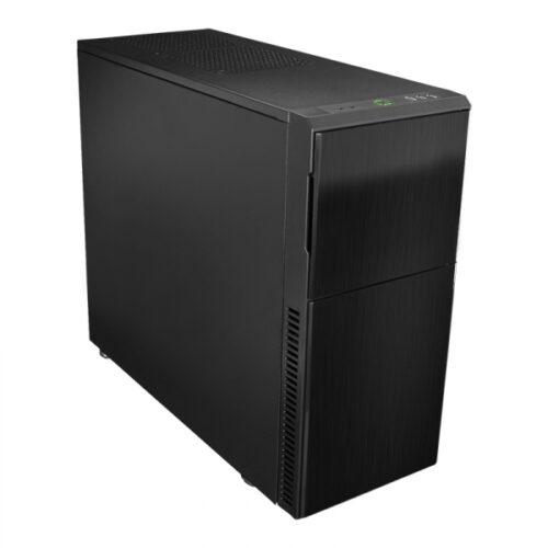 Nanoxia PC- Gehäuse Deep Silence 3 DS03 DARK BLACK
