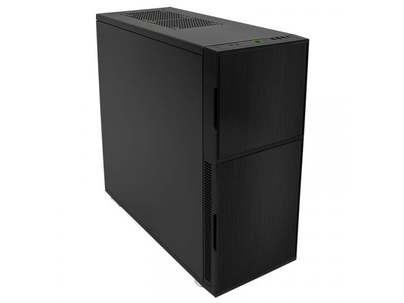 Nanoxia PC- Gehäuse Deep Silence 5 DS5 DARK BLACK REV.B