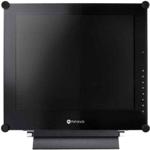 Neovo LCD X-17E BLACK Glass (24-7) - X17E0011E0100
