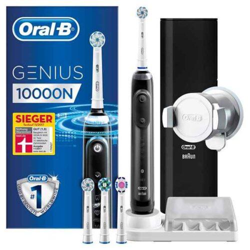 Oral-B Toothbrush Genius 10000N black