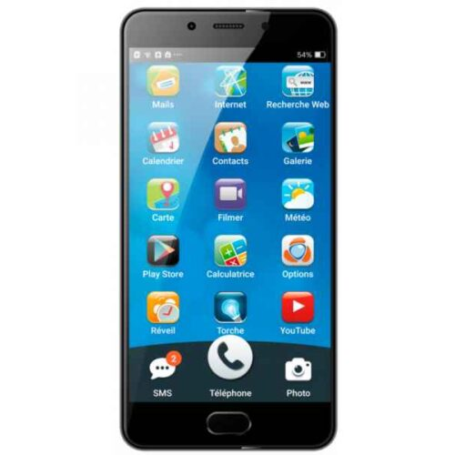 Ordissimo 5,5FHD 4G Octa-Core MT6753 32GB Dual-Sim And.7 Android ART0343