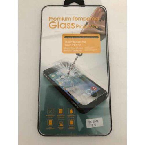 Panzerglas 9H Premium 2.5D für Samsung S6 Edge RETAIL