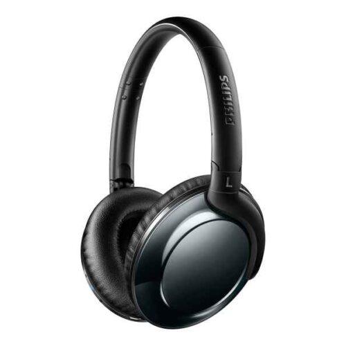 Philips Bluetooth Headphones Headset Over-Ear SHB4805DC black