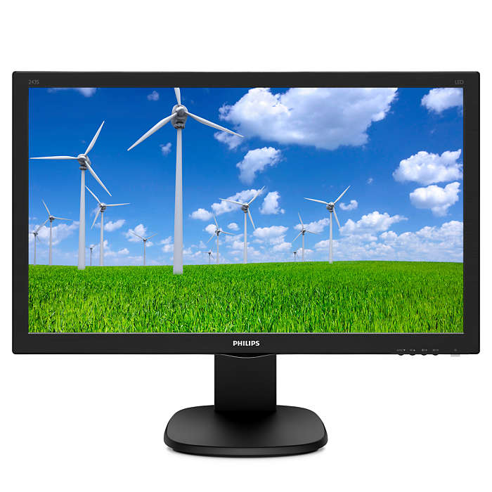Philips S Line LCD monitor 243S5LJMB