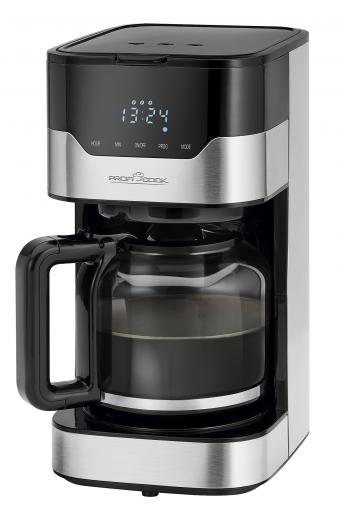 ProfiCook Coffee machine Sensor Touch PC-KA 1169 inox