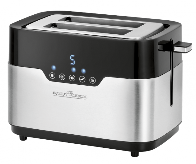 ProfiCook Toaster Sensor Touch PC-TA 1170 inox