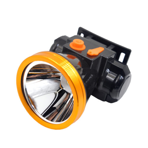 Reekin Headlamp 2 Watt with 2000mAh Accu