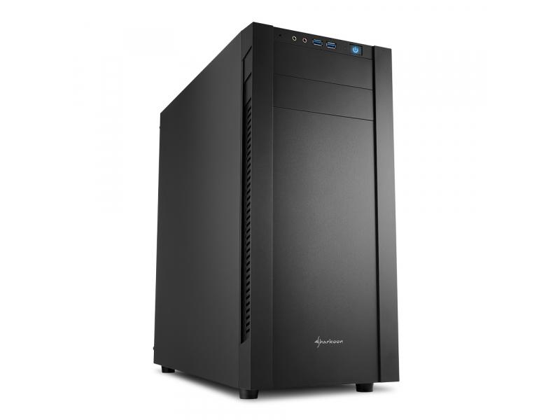 Sharkoon  PC- Gehäuse S25-V 4044951019298