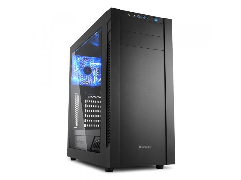 Sharkoon PC- Gehäuse S25-W 4044951019304