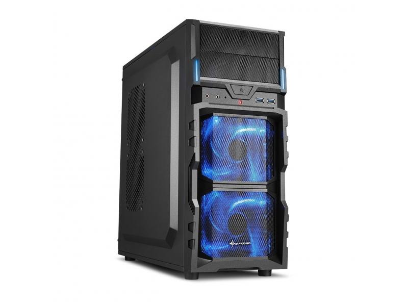 Sharkoon PC- Gehäuse VG5-V 4044951017478
